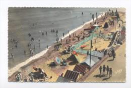 Saint-Aubin-sur-Mer. Les Jeux De La Plage. - Saint Aubin
