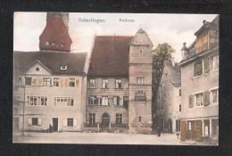 Ueberlingen Rathaus édit. Metz & Lautz Gmbh  DEUTSCHLAND - Ueberlingen