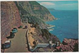 Chapman's Peak: CITROËN TRACTION AVANT, HUDSON COMMODORE, FORD CONSUL  - South  Africa - Turismo