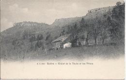 8203 -  Salève Châlet De La Thuile Et Les Pitons - France
