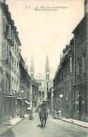 64 PAU Rue Des Cordeliers  Eglise St-Jacques - Pau
