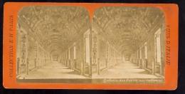 Old Stereoscopic Photo   Italia    Italy    VATICAN      Edition: Giuseppe Cadel  Zara  -  OTTICO - Stereoscopio