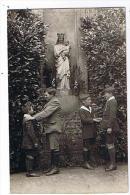 Liedekerke - La Statue De La St-vierge - Liedekerke