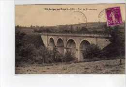 SAVIGNY SUR BRAYE - Pont De Vaudevenay - Très Bon état - France