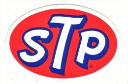 AUTOCOLLANT  STICKER    STP - Aufkleber
