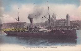 CPA - Paquebot Djurjura - 735 - Dampfer