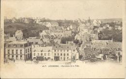 29 - AUDIERNE - Panorama De La Ville - 161bis - Collection Villard Quimper - Audierne
