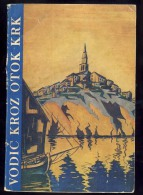 Old Tourist  Guide  Reiseführer     OTOK  KRK        1954.   NA HRVATSKOM JEZIKU - Oko 100 Stranica. - Slav Languages