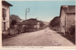 """SAINT DIDIER Sur BEAUJEU (ca Beaujeu)"""" Le Village Des Dépots"""" - Autres Communes"""
