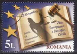 Roumanie 2011 - Yv.no.5552 Oblitere - 1948-.... Repubbliche