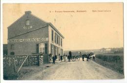 E2249 - Fraipont-Nessonvaux (Halinsart) (N�8) - chariot de livraison de la boulangerie DAWANS