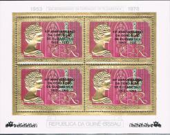 GUINÉ BISSAU 1993 40º ANIVERSÁRIO DA COROAÇÃO DE ELIZABETH II  40th ANNIVERSARY OF THE CORONATION OF ELIZABETH II - Guinée-Bissau
