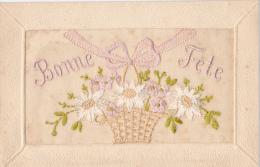 BONNE FETE - Embroidered