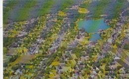 Maine Sanford Air View Of Sanford