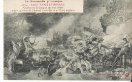 50 St Vaast La Hougue Bataille De31 05 1692 - Saint Vaast La Hougue