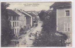 Cpa-88-xertigny-animée Grande Rue-edi : Bernardin - Xertigny