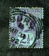 4922x)  Great Britain 1887  - Scott # 114 ~ Used ~ Offers Welcome! - 1840-1901 (Viktoria)