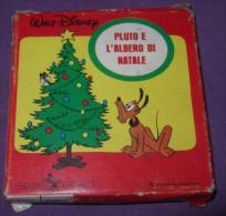 Film 8 Mm - Walt Disney - Pluto E L'Albero Di Natale - Other Collections