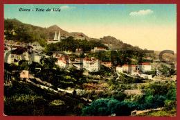 SINTRA - VISTA DA VILA - 1920 PC - Lisboa