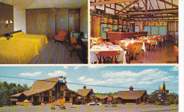 Canada Les Pins Motel & Gift Shop Granby Quebec - Granby