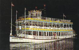 Capt Al Starts Southern Belle Showboat Bar-B-Q Cruise Fort Laude