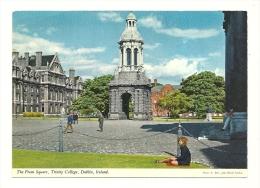 Cp, Irlande,  Dublin, Trinity College, The Front Square - Dublin