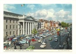 Cp, Irlande, Dublin, General Post Office, O'Connell Street - Dublin