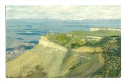Cp, Etats-Unis, Mesa Verde From Park Point - Etats-Unis