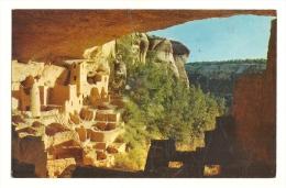 Cp, Etats-Unis, Mesa Verde National Park, Cliff Palace - Etats-Unis