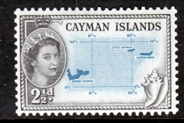 CAYMAN ISLANDS  140  *  MAP - Cayman Islands