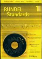 Musik CD  RUNDEL Standards  -  Mit : Märsche , Unterhaltungsmusik , Volkstümliche Blasmusik , Solowerke  -  Neuwertig - Musik & Instrumente