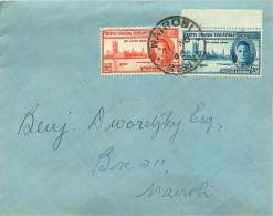 1946  Vctory Issue On Nairobi Local FDC - Kenya, Uganda & Tanganyika