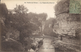 DEPT 01  -  Vallée Du Rhone - La Passerelle D´Arlod - 161013 - - Otros Municipios