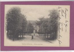 91.-  Environs De DOURDAN .- Avenue De La Gare - Dourdan