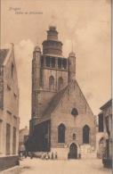 Brugge   Jerusalem Kerk  Eglise De Jérusalem         Scan 5084 - Brugge