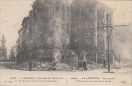 Antwerpen Anvers  Hoek Mensenstraat Met De Armstraat       Scan 5100 - Antwerpen