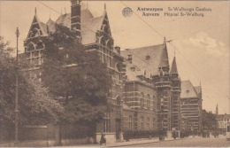 Antwerpen Anvers  St- Walburg Gasthuis        Scan 5108 - Antwerpen