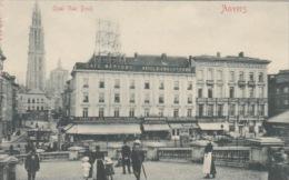 Antwerpen Anvers  Quai Van Dyck   Tram        Scan 5117 - Antwerpen