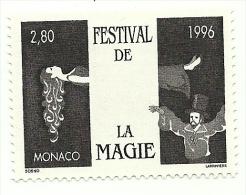 1996 - Monaco 2033 Gran Premio Della Magia, - Zonder Classificatie