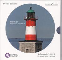 FINLANDE - COFFRET BU FDC 2011