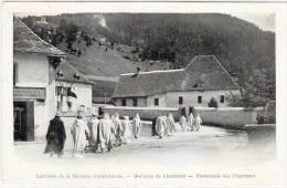 SAINT PIERRE DE CHARTREUSE - Promenade Des Chartreux  (61661) - Autres Communes