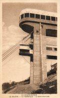 CPA - SALEVE (74) - Le Téléphérique à La Gare D´Arrivée Des XIII Arbres - Other Municipalities