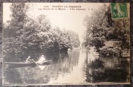 NOGENT LE PERREUX (94).LES BORDS DE LA MARNE.L´ILE D´AMOUR.CIRCULE.TBE. - Autres Communes
