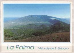 La Palma , Vista Desde El Birigoyo , El Paso , Cumbre Nueva Y La Caldera - La Palma