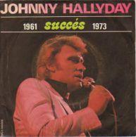 45 T JOHNNY HALLYDAY   HORS COMMERCE - Vinyl-Schallplatten