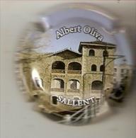 PLACA DE CAVA ALBERT OLIVA DEL PUEBLO DE SALLENT  (CAPSULE)  Viader:20820 - Placas De Cava