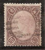 ESPAÑA 1865 - Edifil #77 - VFU - 1850-68 Reino: Isabel II