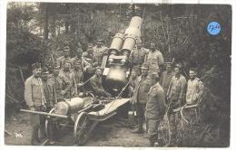 Herbst 1916  21 Cm Mörser - Guerre 1914-18