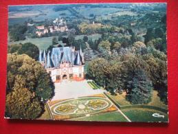 25 - CUBRIAL - ENVITRONS DE VILLERSEXEL - LE CHATEAU DE BOURNEL - - France