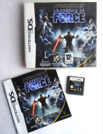 JEU NINTENDO DS STAR WARS - LE POUVOIR DE LA FORCE - Nintendo Game Boy